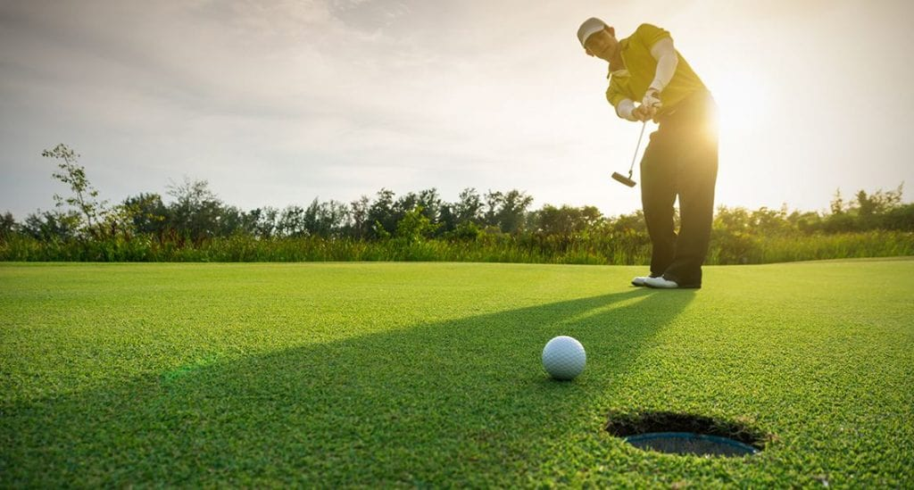 شرط بندی بازی گلف