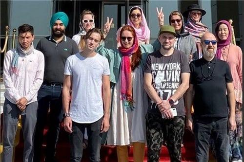 مریم خاتمی مقدم یکی از مشهورترین افراد اینستاگرام