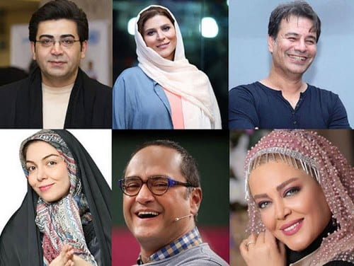 نام سلبریتی های معروف ایران + اخبار و حواشی این چهره ها