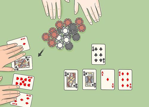 نحوه بازی پوکر اوماها آموزش تصویری بازی پوکر اوماها