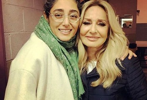 درآمد قدیمی ترین خواننده ایران
