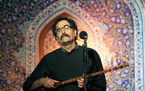 حسام الدین سراج یکی از بهترین خواننده های سنتی ایران
