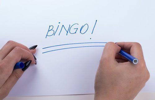 ترفند بازی Bullshit Bingo آموزش کامل تصویری بازی بینگو