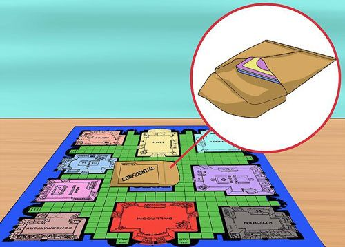بازی سرنخ آموزش بازی مهیج و جذاب Cluedo