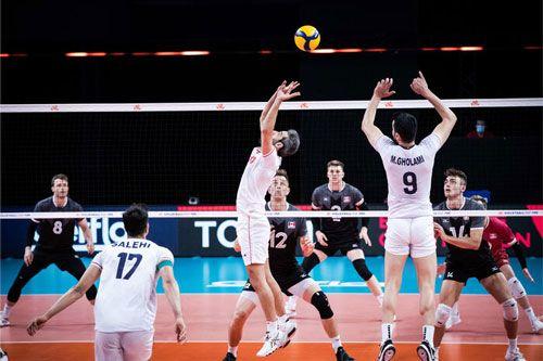 فرم پیش بینی بازی والیبال لهستان _ ایران المپیک 2021 ریو