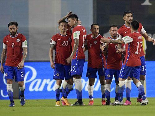 فرم پیش بینی بازی فوتبال شیلی در مقابل پاراگوئه در کوپا آمریکا