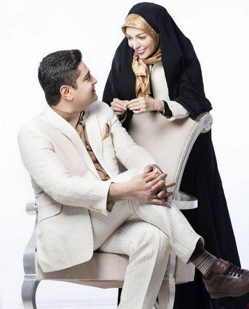 سجاد عبادی و همسر اولش