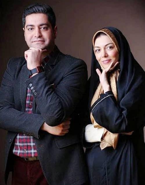 مهسا ابومگر همسر اول آقازاده ایرانی