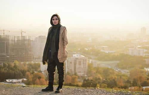 شروع حرفه بازیگری برای مهشید جوادی