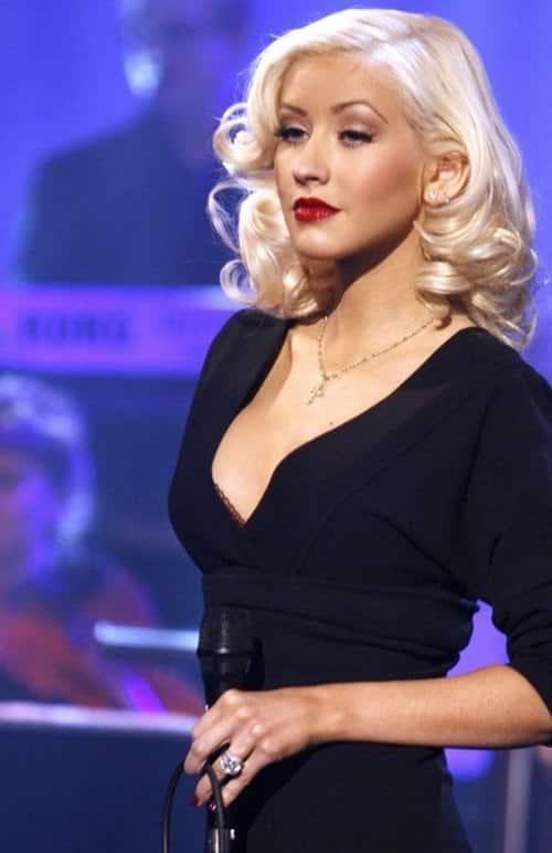 عکس های Christina Aguilera در کجا می توان مشاهده کرد؟