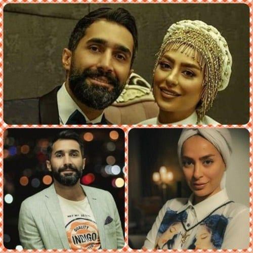 حواشی اینستاگرام بازیگران ایران