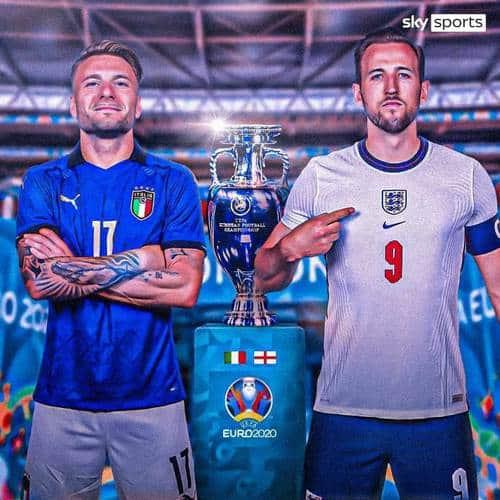 فینال یورو 2021