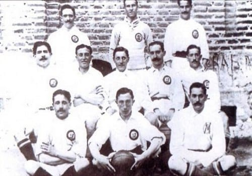 تاریخچه تیم رئال مادرید