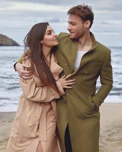 هانده ارچل و همسرش