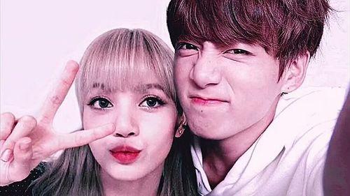 لیسا و جونگ کوک