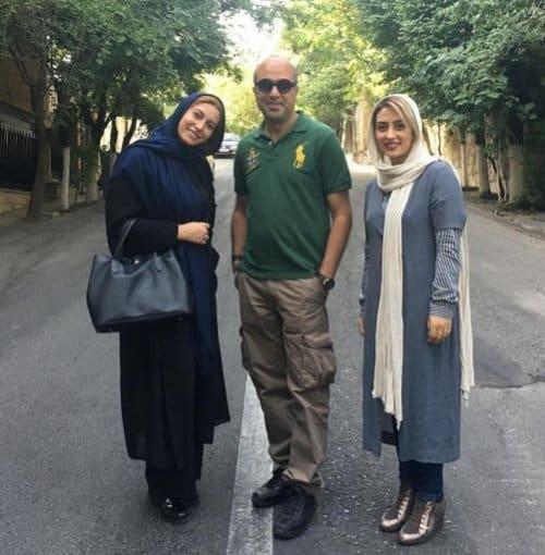 حواشی هنرمندان ایران