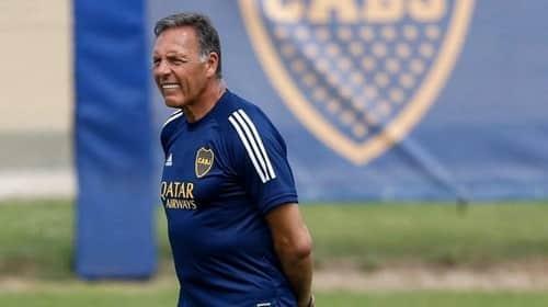 مربی بوکاجونیورز