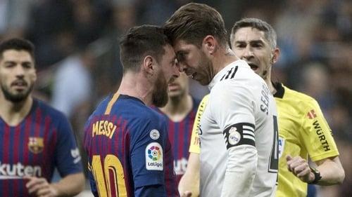 آموزش شرط بندی بازی رئال مادرید و بارسلونا